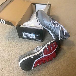 Men's Adidas Pure 360 Gripmore S Golf Shoes. Sz 9
